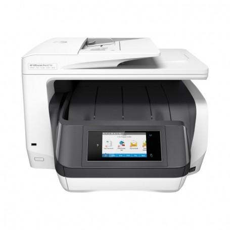 HP Officejet Pro 8730 - Imprimante multifonctions jet d'encre couleur