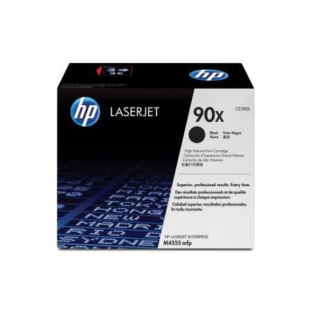 HP 90X - CE390X - cartouche de toner noir (Jusqu'à 24000 pages)