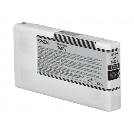 Epson T6538 - Réservoir noir mat 200ml