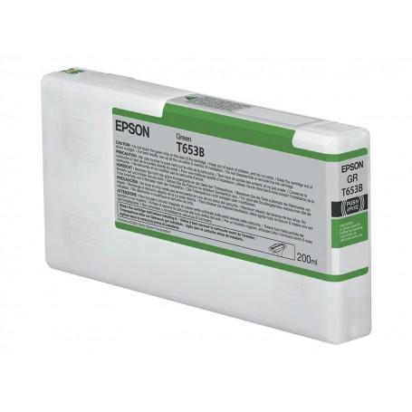 Epson T653B - Réservoir vert 200ml