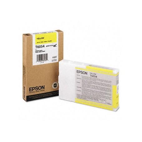 Epson T6054 - Réservoir jaune 110ml