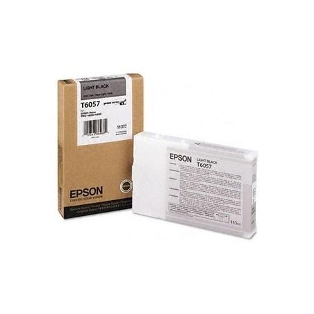 Epson T6057 - Réservoir gris 110ml