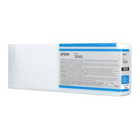 Epson T6362 - Réservoir cyan 700ml