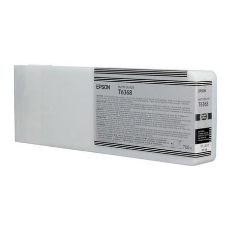 Epson T6368 - Réservoir noir mat 700ml