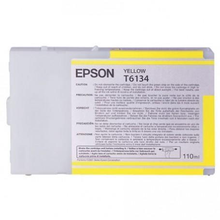 Epson T6134 - Réservoir jaune 110ml