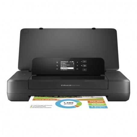 HP Officejet 200 Mobile Printer - Imprimante jet d'encre couleur