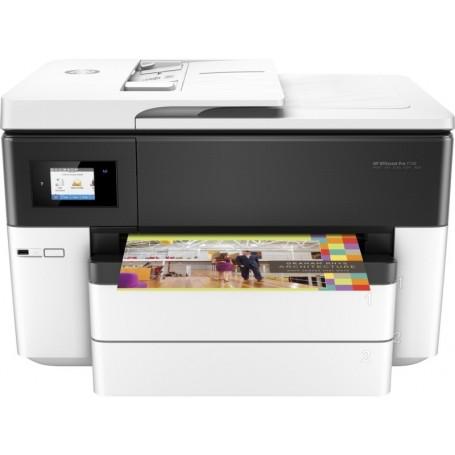HP Officejet Pro 7740 - Imprimante multifonctions jet d'encre couleur
