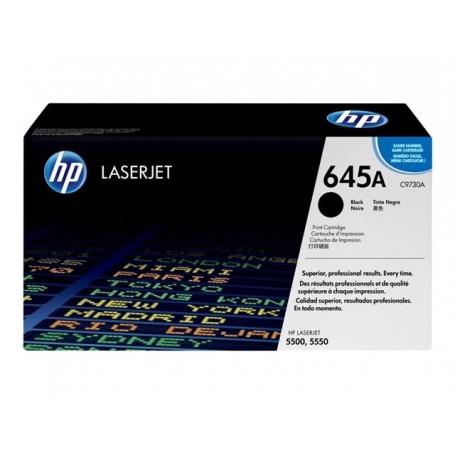 HP 645A - C9730A - cartouche de toner noir (Jusqu'à 13000 pages)