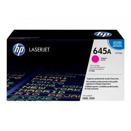 HP 645A - C9733A - cartouche de toner magenta (Jusqu'à 13000 pages)