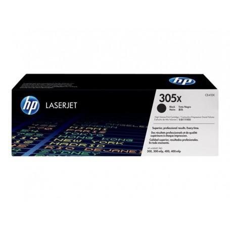 HP 305X - CE410X - cartouche de toner noir (Jusqu'à 4000 pages)