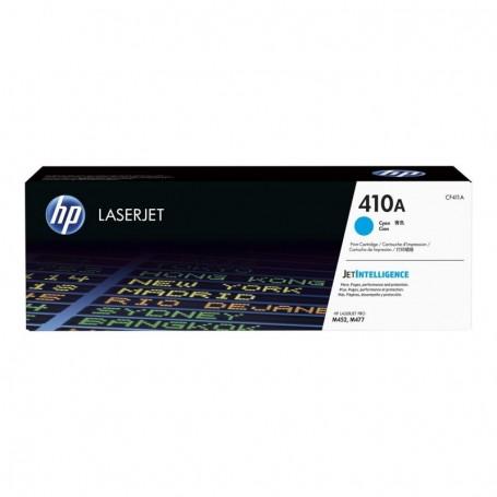 HP 410A - CF411A - cartouche de toner cyan (Jusqu'à 2300 pages)