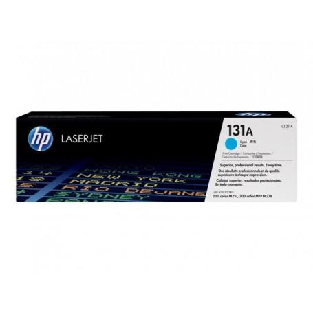 HP 131A - CF211A - cartouche de toner cyan (Jusqu'à 1800 pages)