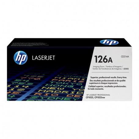HP 126A - CE314A - Tambour d'imagerie (Jusqu'à 14000 pages)