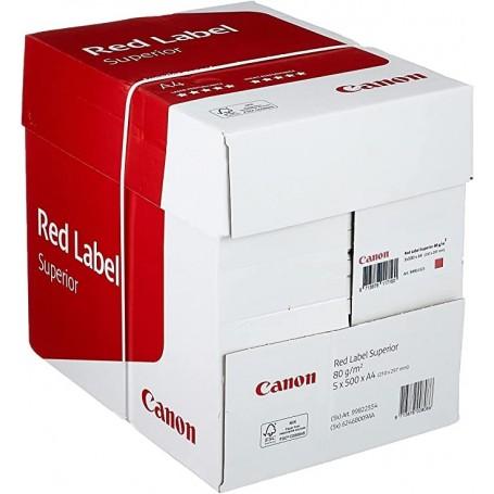 Canon Red Label Papier photocopie FSC 80gr A4 (210 x 297 mm) 500 feuilles | 99822554