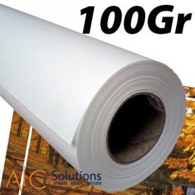 """ImagePrint Papier couché Haute Résolution 100Gr 0,914 (36"""") x 45m"""