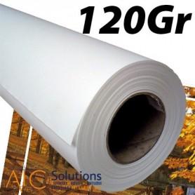 """ImagePrint Papier couché Haute Résolution 120Gr 0,914 (36"""") x 30m"""