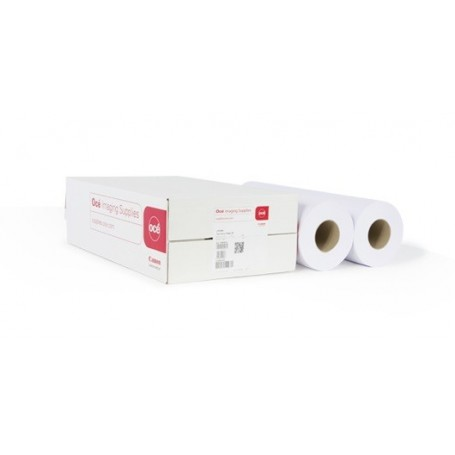 Océ LFM054 - Papier Red Label PEFC 75gr 0,594 (A1) x 175m (7702B058AA)