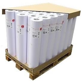 Océ LFM054 - Papier Red Label PEFC 75gr 0,594 (A1) x 175m (7702B036AA)