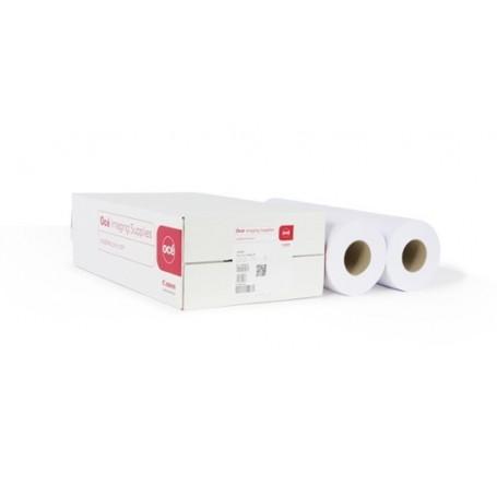 Océ LFM147 - Papier Recyclé White Zero 80gr 0,420 (A2) x 150m (7712B004AA)