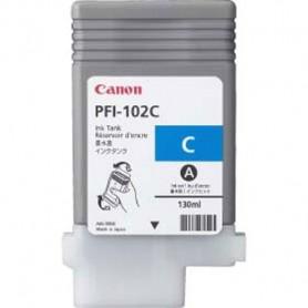 Canon PFI-102 C - Cartouche d'impression cyan 130ml