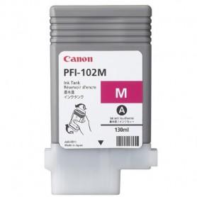 Canon PFI-102 M - Cartouche d'impression magenta 130ml