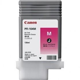 Canon PFI-104 M - Cartouche d'impression magenta 130ml