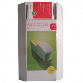 Océ ColorWave 300 - Combipacks jaune (1 tête d'impression + 1 réservoir d'encre 350ml) 5836B003AA
