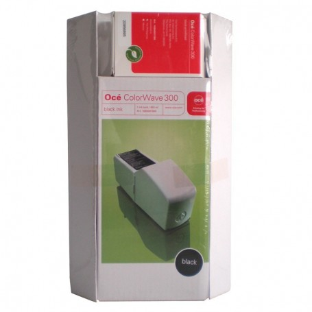 Océ ColorWave 300 - Combipacks noir (1 tête d'impression + 1 réservoir d'encre 400ml) 5836B004AA