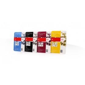 Océ ColorWave 600 - Multipack TonerPearl P1 4 couleurs 4x500gr (7503B007AA)