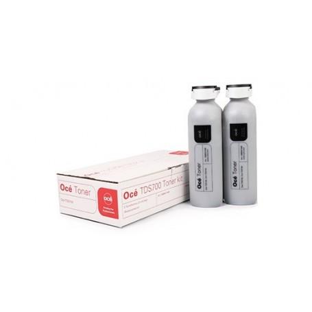 Océ PlotWave 750 TDS 700, 750 - Carton de 2 toners noirs de 500g (6362B001AA)
