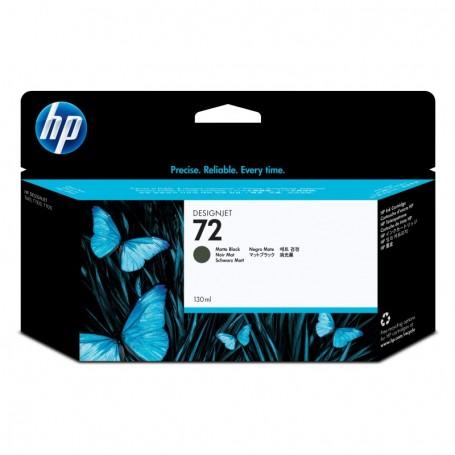 HP 72 - Cartouche d'impression noir mat 130ml (C9403A)