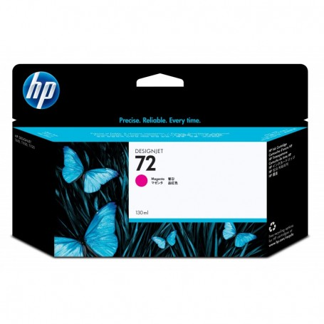 HP 72 - Cartouche d'impression magenta 130ml (C9372A)