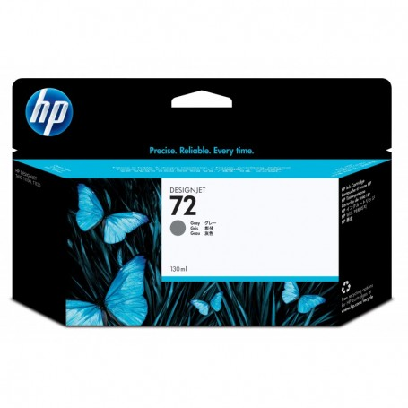 HP 72 - Cartouche d'impression gris 130ml (C9374A)