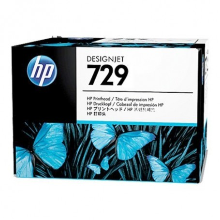 HP 729 - Tête d'impression (F9J81A)