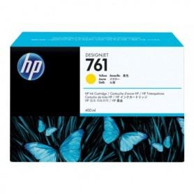 HP 761 - Cartouche d'impression jaune 400ml (CM992A)