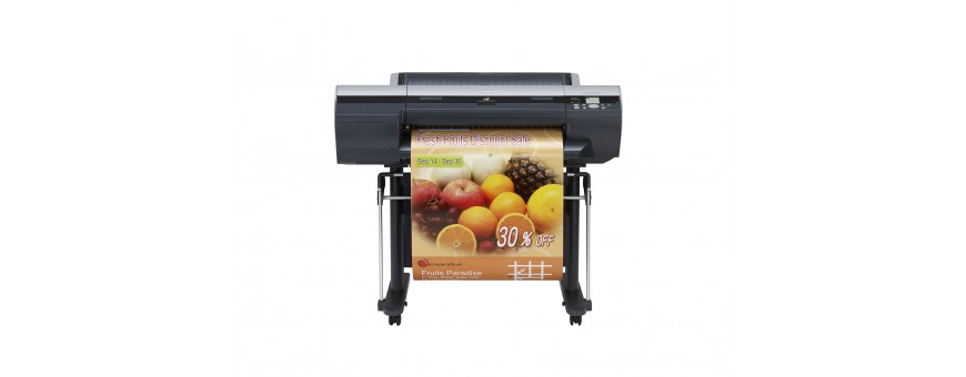 Consommables Canon imagePROGRAF 6300S - iPF6300S