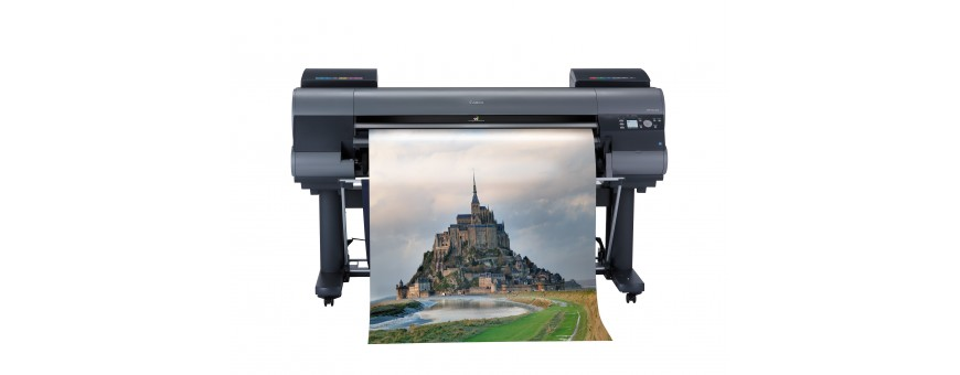 Consommables Canon imagePROGRAF 8400 - iPF8400
