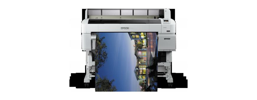 Consommables Epson SureColor SC-T5200 - SCT5200