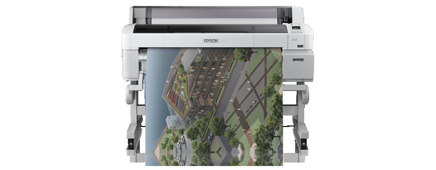 Consommables Epson SureColor SC-T7000 - SCT7000