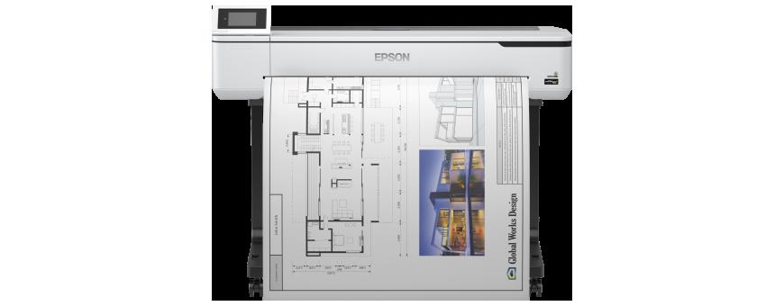 Consommables Epson SureColor SC-T5100 - SCT5100